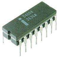 Microprocesseur INTEL 4004