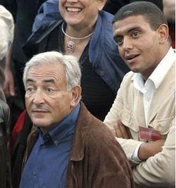 DSK et Ramzi Khiroun